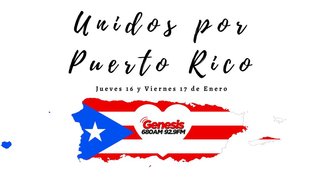 ¡Unidos por Puerto Rico!