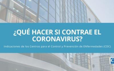 Qué hacer si contrae la enfermedad del Coronavirus (COVID-19)