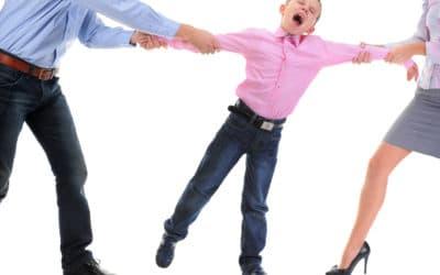 Como el Divorcio Afecta a los Hijos