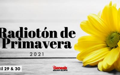 Radiotón de Primavera 2021