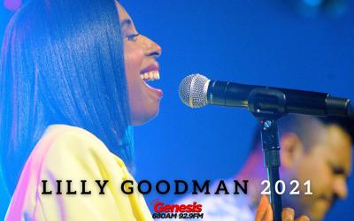 Lilly Goodman Tampa 2021 | Aniversario Génesis Radio